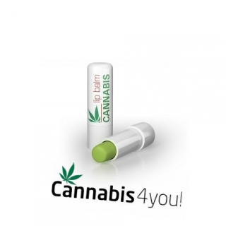 CANNABIS balzám na rty 4,8 ml